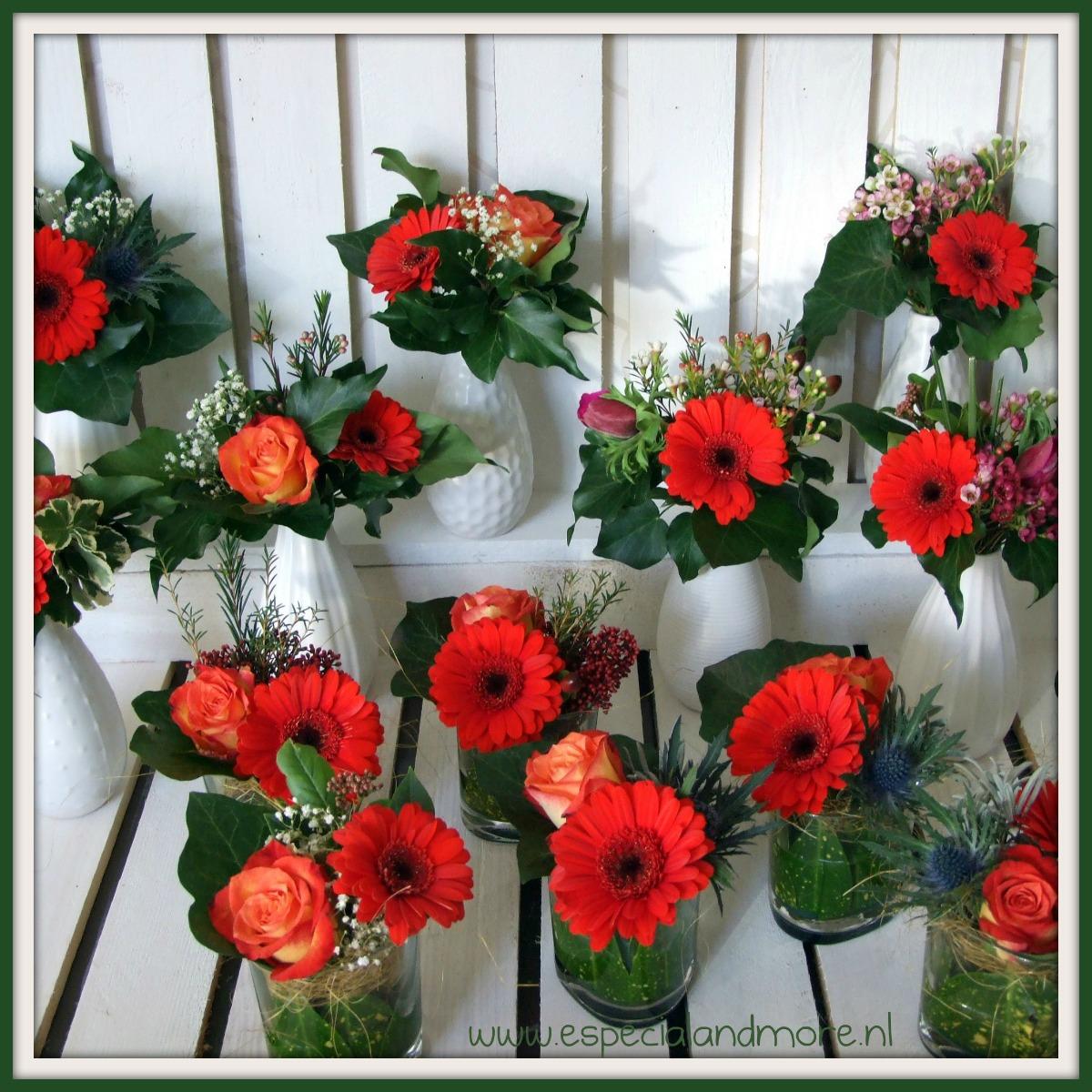 especial at home een bloemetje
