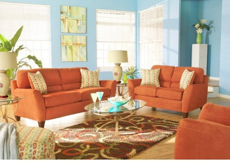 Living Room Ideas Orange Sofa living room decoration ideas pictures | living room decorating ideas