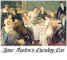 Jane Austen&#39;s Tuesday Tea