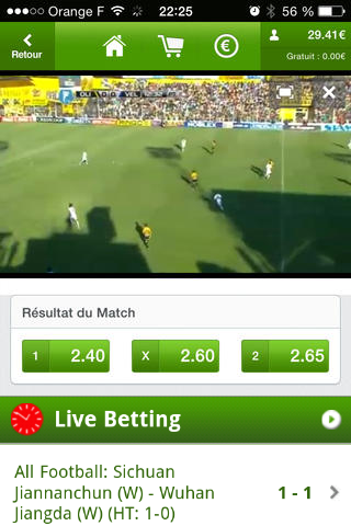 Unibet Mobile Offers