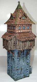 Watch Tower  for Mantic KOW rule book