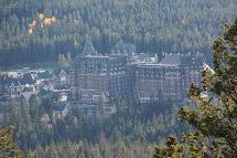 Anna' Adventure Banff Springs Hotel