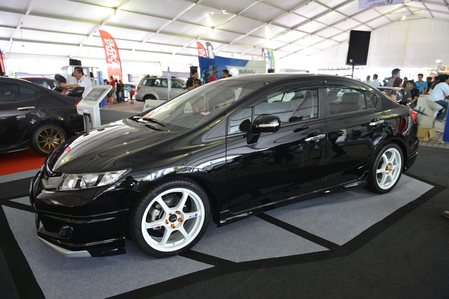 honda civic 9th generation mugen sport tune full bodykit. Black Bedroom Furniture Sets. Home Design Ideas