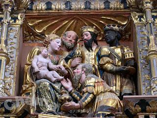 Epifania o Adoración de los Reyes