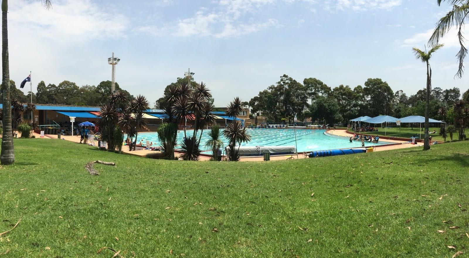 Sydney Daily Photo Public Swimming My Vantage Point