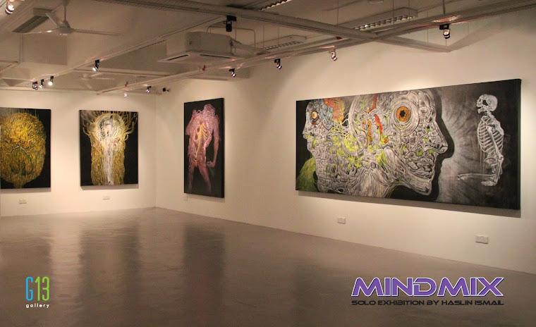 MindMix Haslin Ismail 2014