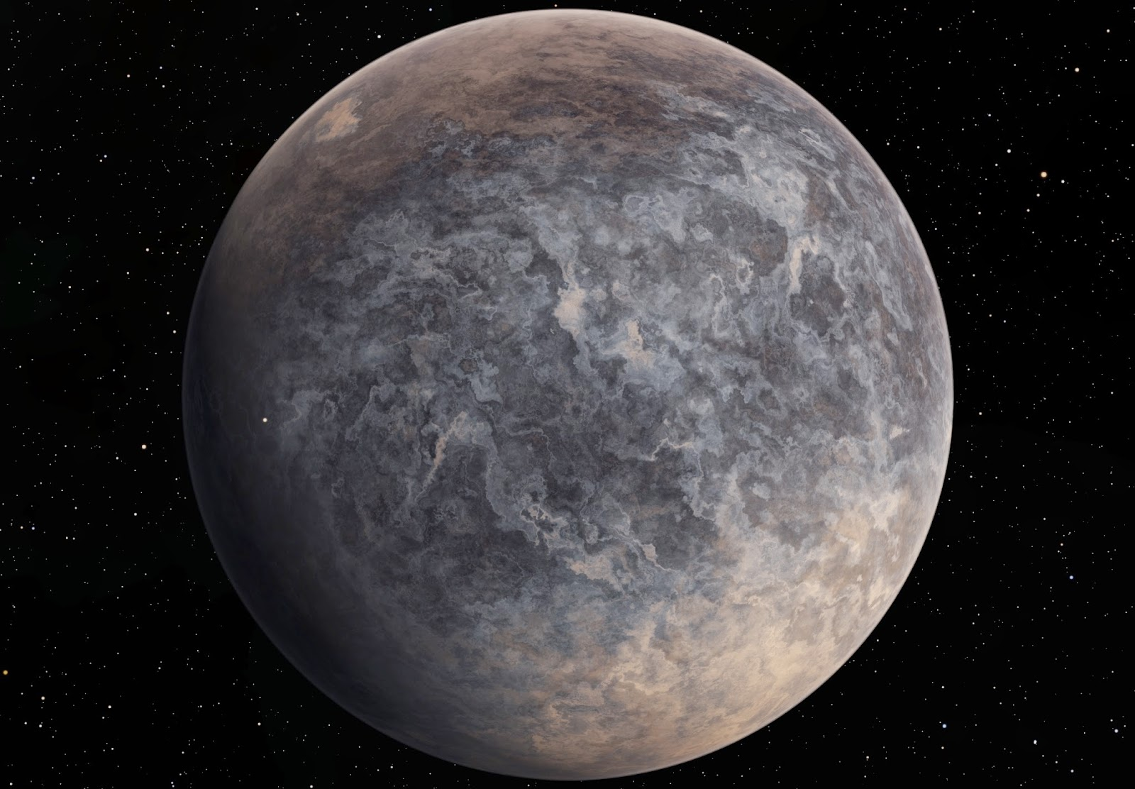 gas planets and rocky planets - photo #44