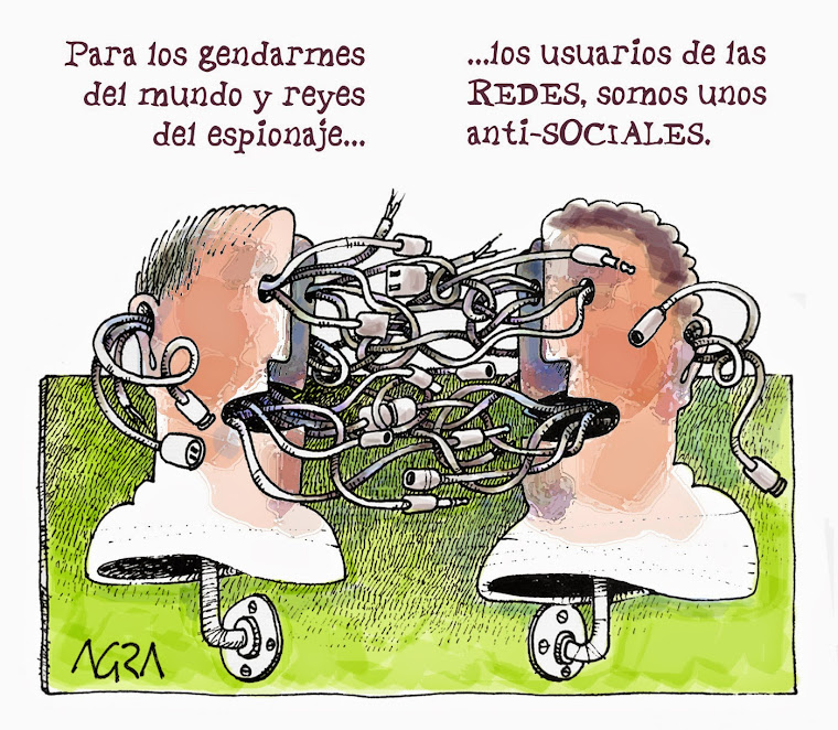 REDES anti SOCIALES