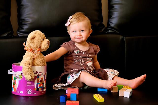 Little Bunny Photography, Baby Girl Portraits