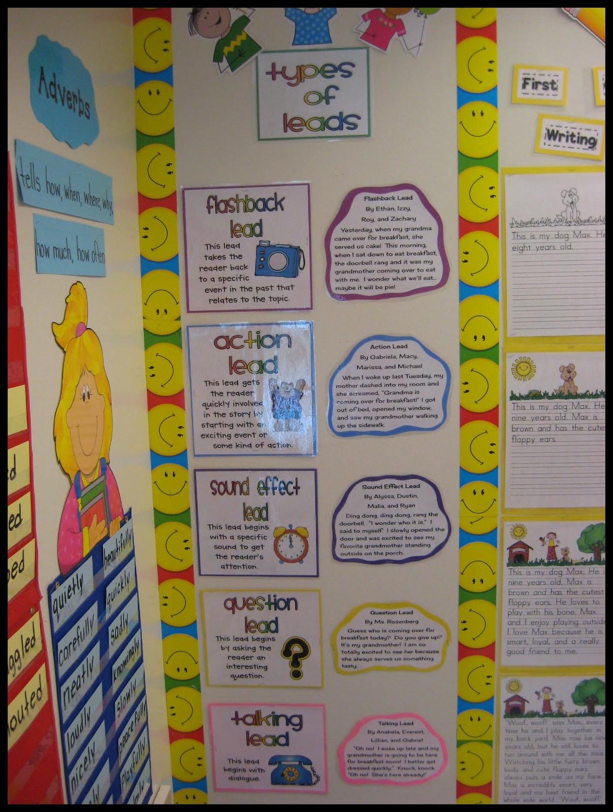 Kindergarten Lifestyle The Kindergarten Writing Process