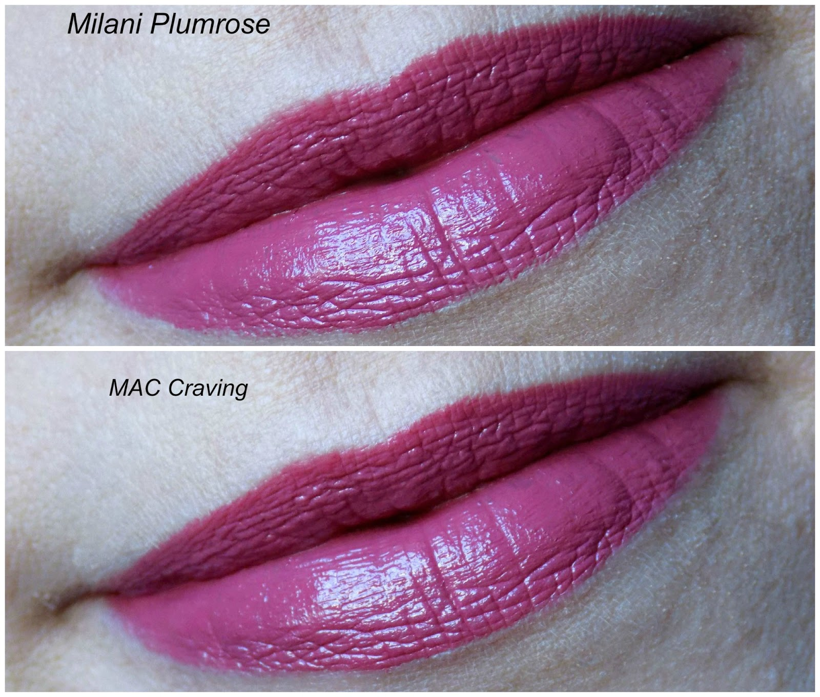 MAC Craving lipstick's dupe