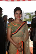 Samantha Latest Glam pics in saree-thumbnail-19