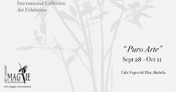 ¨Puro Arte¨2017//Hasta el 11 de Octubre