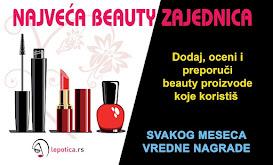 Sradnica na portalu Lepotica.rs