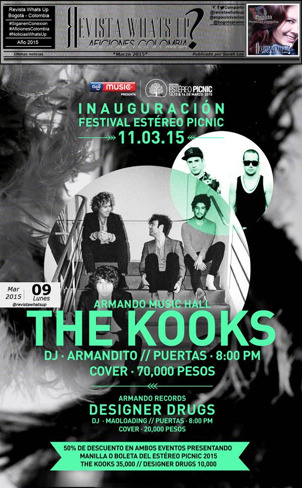 fiesta-oficial-inauguración-FEP-2015-Armando-The-Kooks-Designer-Drugs