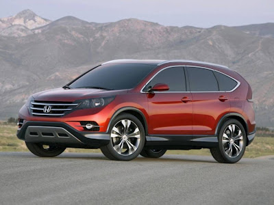2012 Honda CRV Normal Resolution HD Wallpaper