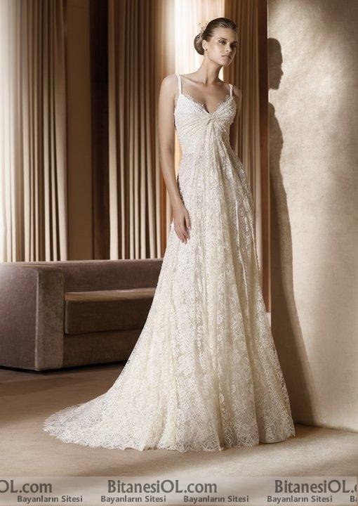 Knitting Pattern Wedding Dress : free knitting pattern: wedding dress models