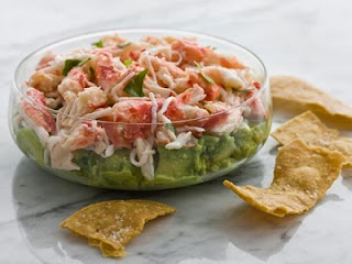 ... of the delicious dip recipes are explained here 1 crab and avocado dip