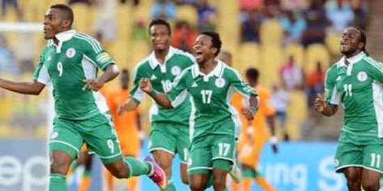 Nigeria World Cup against Bosnia