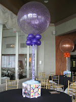 Balloon Centerpiece Ideas6