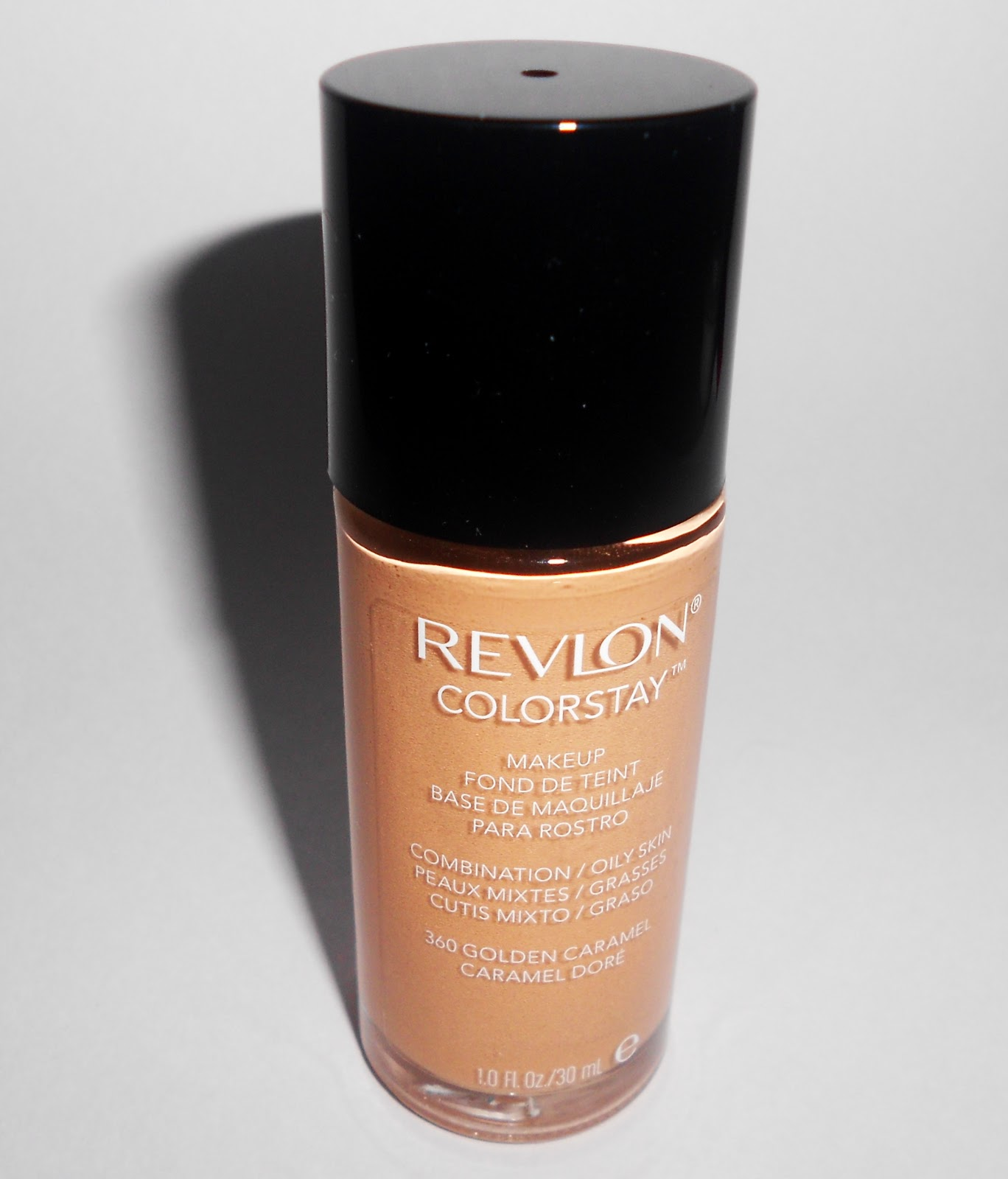 ely.hearts.makeup: Revlon Colorstay Liquid Foundation: Review and Demo
