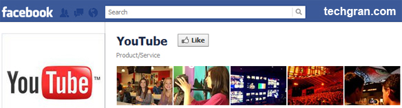 YouTube on Facebook, Product/Service