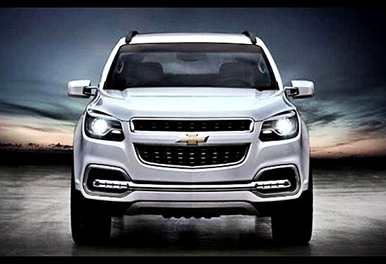 2016 Chevrolet Trailblazer Price Release Date Car Drive And Feature