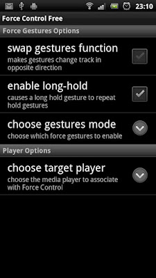 Force Control v1.3 APK