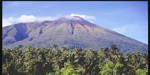 Kisah Gunung Gamalama