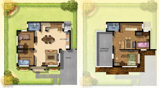 Mission Hills Antipolo Elisa Floor Plan