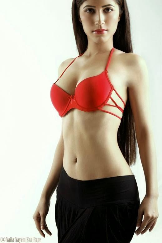 Naila Nayem Hot Bikini Photo