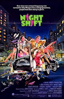 Picture above is of the movie poster for the film Night Shift