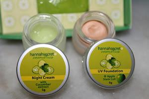 Hannah Secret Kosmetik