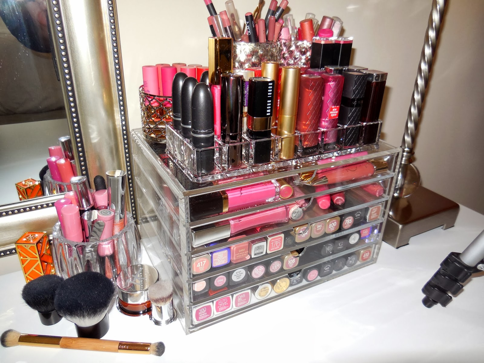 New makeup vanity and organization new makeup vanity and organization watchthetrailerfo