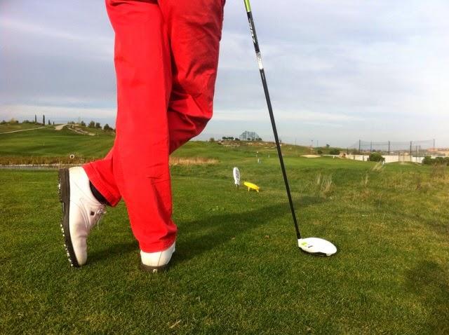 Equipo para golf