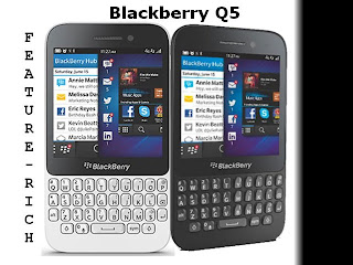 Blackberry Q5 image