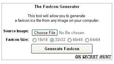 faviconcouk 10 Websites To Convert Images Into Favicons Online For Free