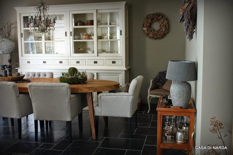 Huis design - Eetkamer interieur decoratie ...