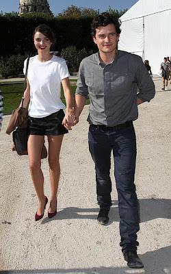 Orlando Bloom Wife Miranda Kerr
