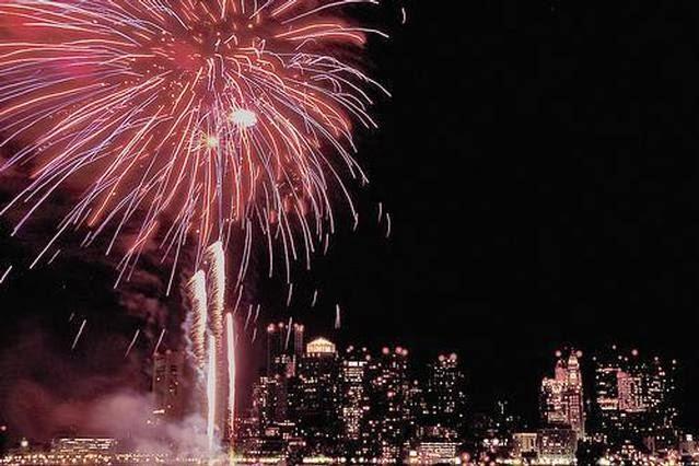 Capodanno a Boston