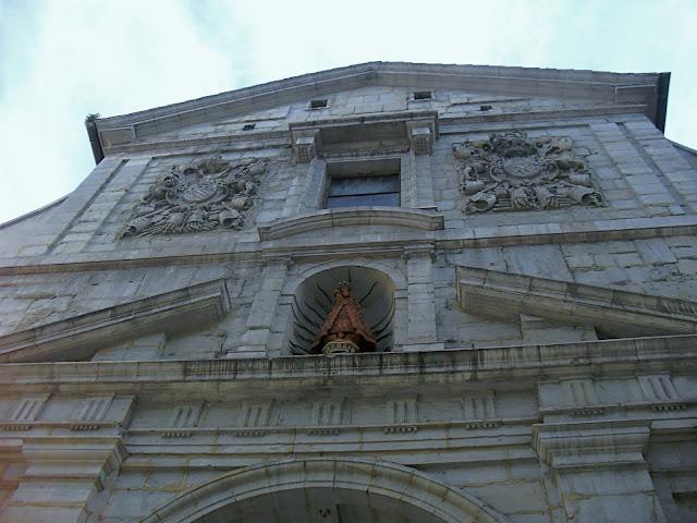 Parroquia de la Anunciacion en Santander