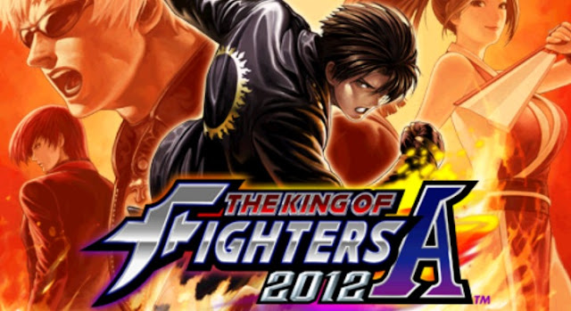 THE KING OF FIGHTERS-A 2012 APK DATA