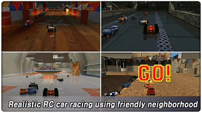 RE-VOLT Classic 3D (Premium) v1.2.8 Mod Apk Data-screenshot-3