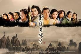 Hình Ảnh Diễn Viên Phim Tân Anh Hùng Xạ Điêu 2013