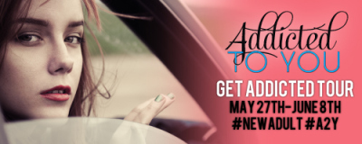 {Exclusive Teaser+Giveaway} Addicted to you by Kristie and Becca Richie