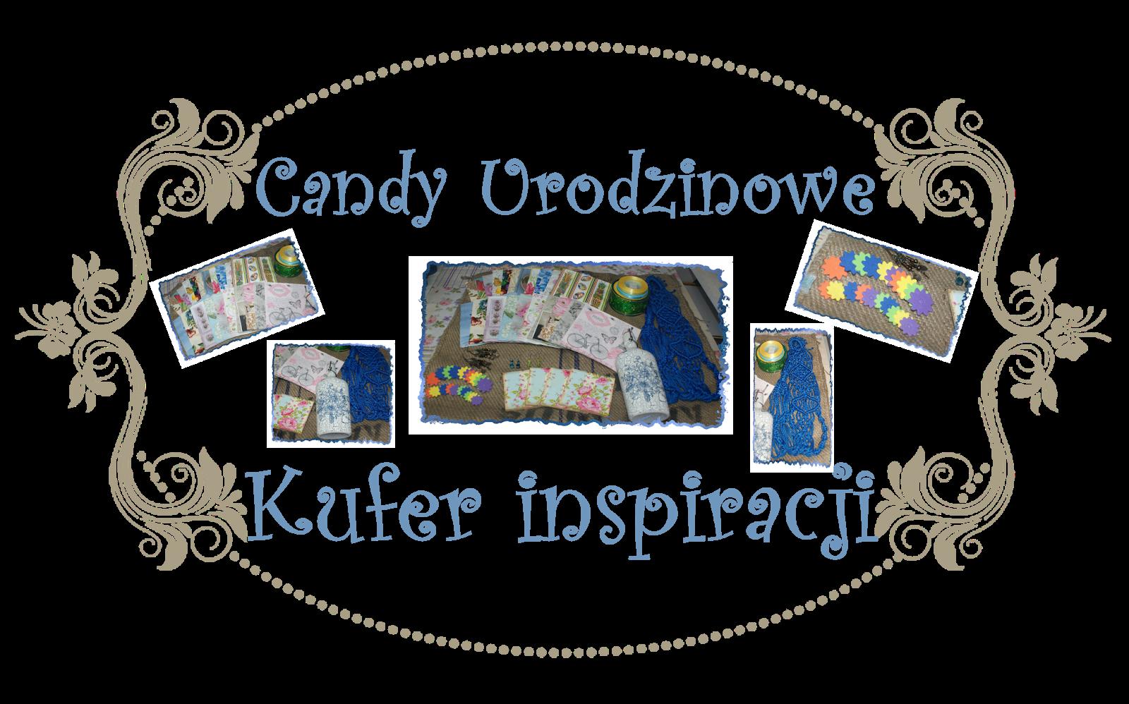 Candy w Kuferku Inspiracji
