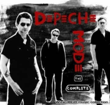 The Favourites Of Sampipi Depeche Mode The Complete