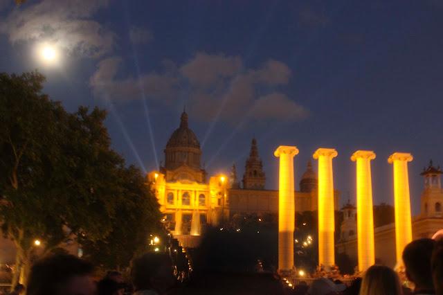 Magic Fountain | Barcelona | Chichi Mary Blog