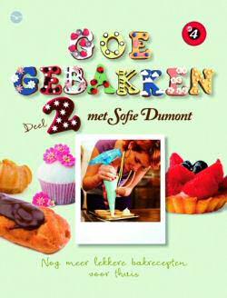 Kookboek Goe Gebakken deel 2 van Sofie Dumont