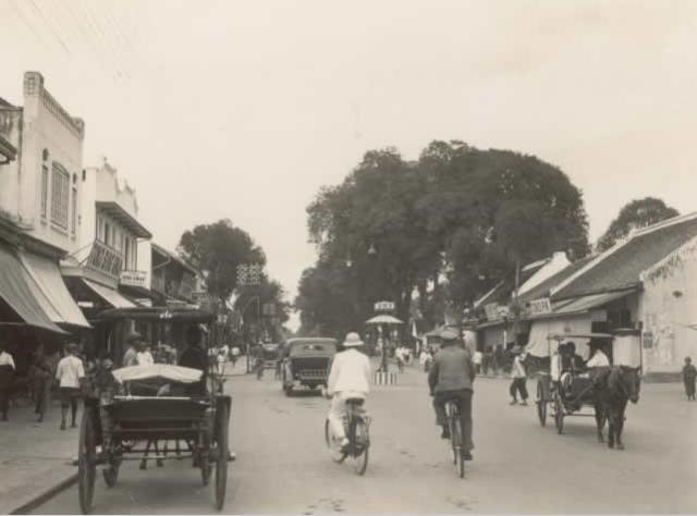 Koleksi Foto-Foto Jalan Malioboro Tempo Dulu